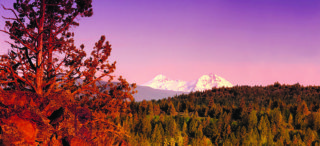Cascade Mountains Featured in the 2014 Brooks Resources Annual Wall Calendar